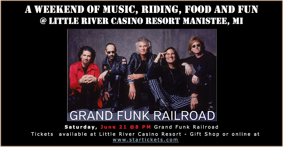 A weekend of music, riding, food, and fun @Little River Casino Resort
